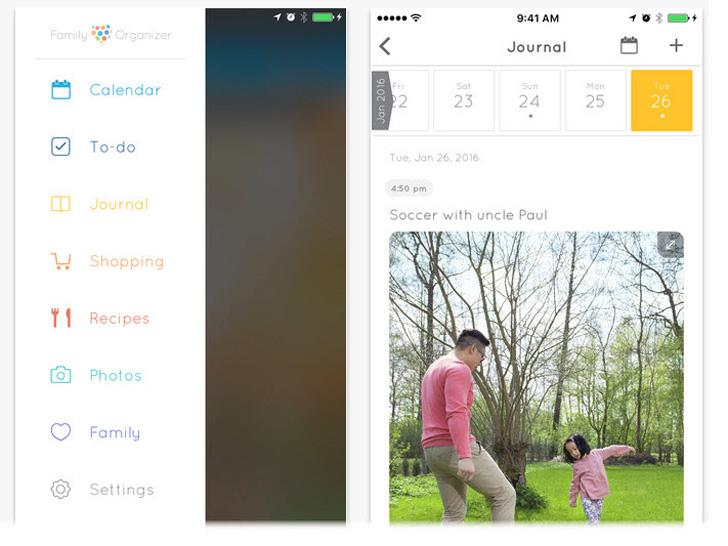 Family-Organizer-app-organizar