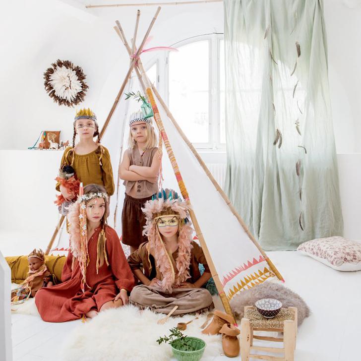 disfraces-infantiles-indios