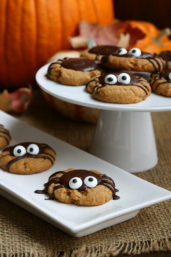 cookies-de-arana-chocolate-halloween-2