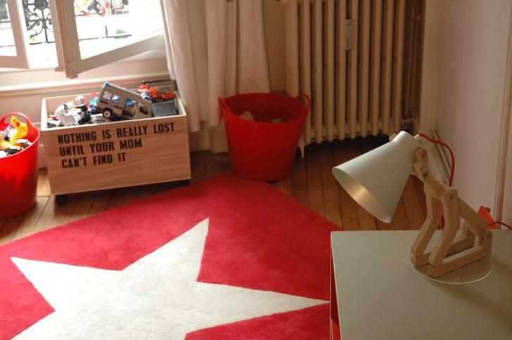 habitacion-infantil-color-rojo
