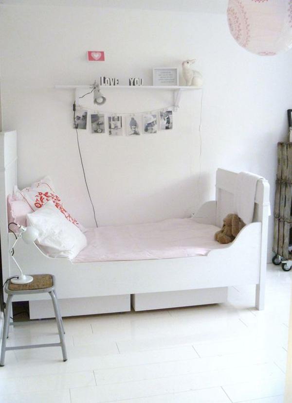habitacion-infantil-nina-cama-madera