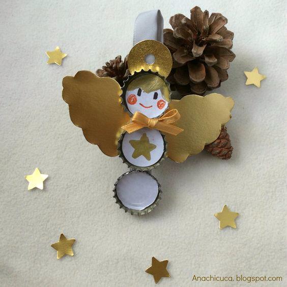 angelito-navidad-con-chapas-de-botella