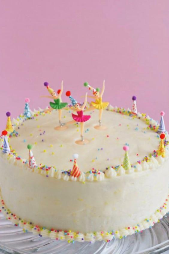 6e58b08e0 28 ideas creativas y caseras para decorar tartas infantiles