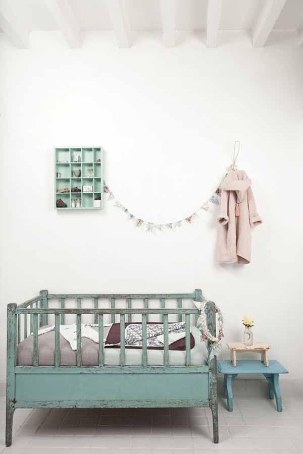 habitacion-bebe-cuna-vintage