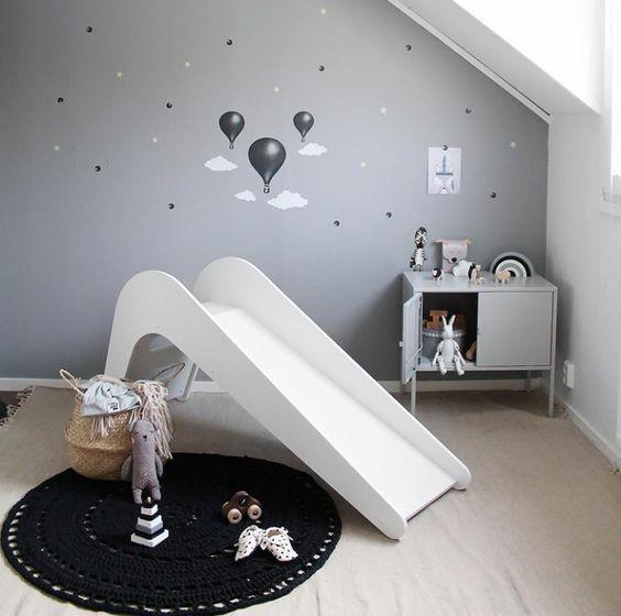 playroom y seguridad
