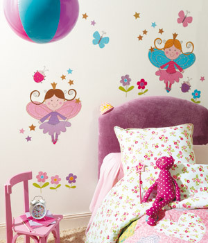 Caselio vinilos infantiles y stickers for Ideas decorar habitacion infantil