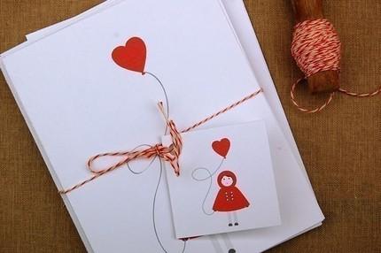 Ideas para hacer tarjetas para el día de San Valentín