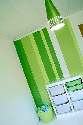 Ambientes que inspiran… en verde