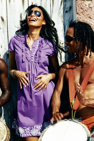 Moda Premamá : ¡mamis guapas con vestidos de verano!