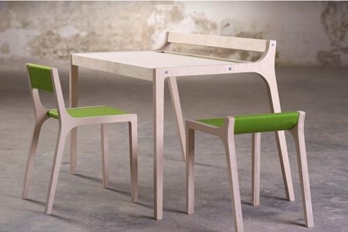 """Nuevo escritorio """"Afra"""" de Sirch, su primer despacho."""