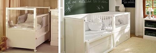 Cunas y moises de metacrilato para la habitaci n del beb - Vtv mobiliario infantil catalogo ...