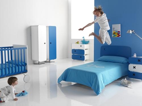 Be, nuevos muebles convertibles para bebés y niños | DecoPeques