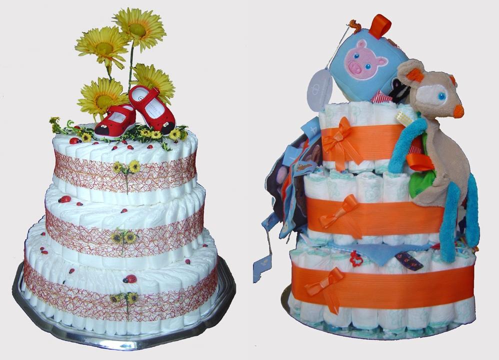 e827f7de86c Canastillas modernas y regalos originales para un bebé recien nacido ...