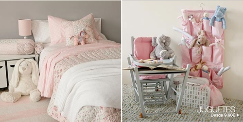 Novedades en zara home para ni os decopeques for Cortinas bebe zara home