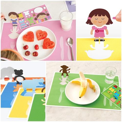 Kit de entretenimiento para la mesa decopeques - Manteles infantiles para cumpleanos ...
