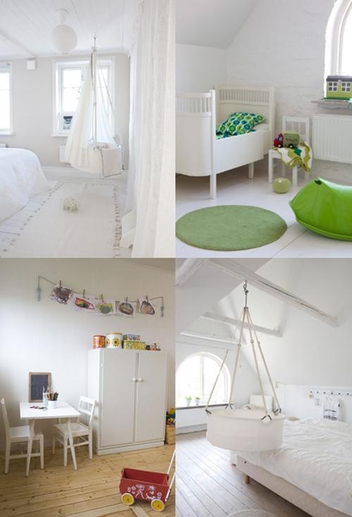 Decorar en blanco decopeques - Decorar habitacion infantil nino ...
