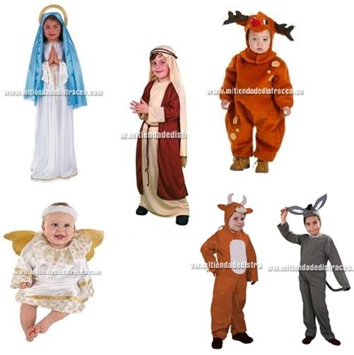Disfraces de navidad para ni os decopeques - Disfraces de duendes navidenos para ninos ...