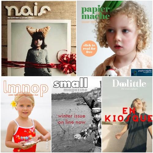 revistas decoracion infantil