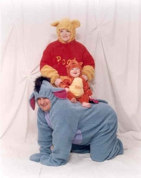 Disfraces para toda la familia decopeques - Disfraces en familia ...