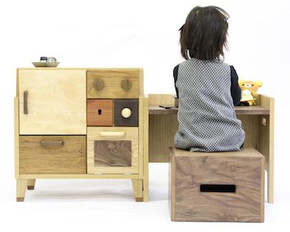 mobiliario infantil diseno