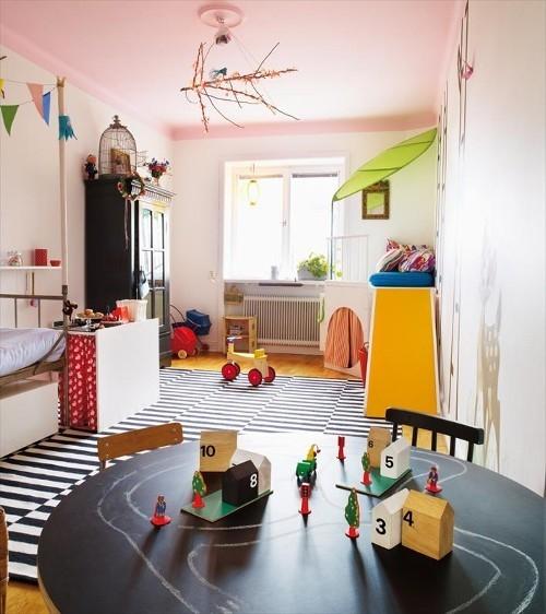 Habitaciones infantiles muy divertidas decopeques - Habitaciones infantiles nino ...