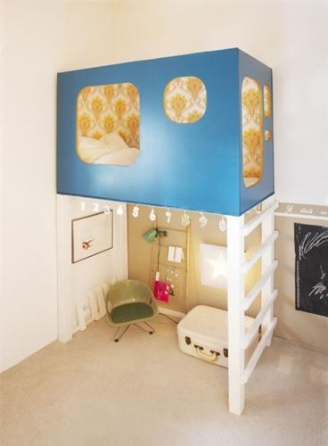 Habitaciones infantiles de madeimoselle astuce decopeques for Ofertas habitaciones infantiles