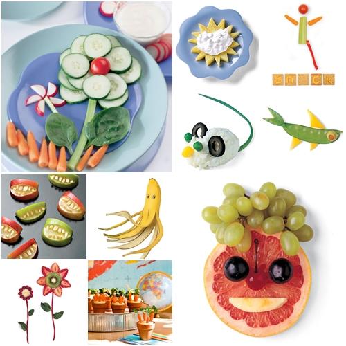 Recetas infantiles para comer sano y diver   DecoPeques