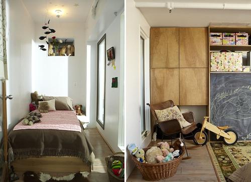 Habitaciones infantiles ideas para llenarlas de personalidad for Decoracion sencilla habitacion nina