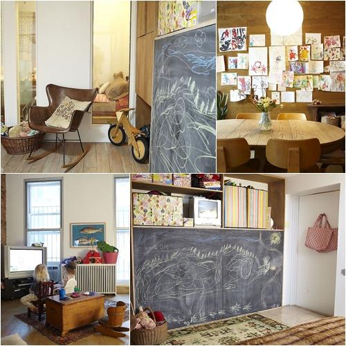Habitaciones infantiles ideas para llenarlas de personalidad for Fotos muebles reciclados