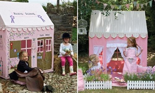 casitas infantiles de cuento