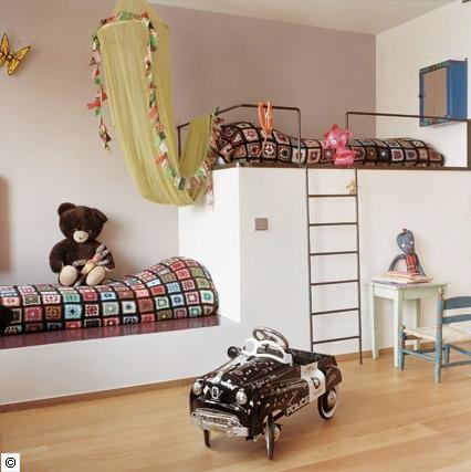 Habitaciones Infantiles de Jojo´s room