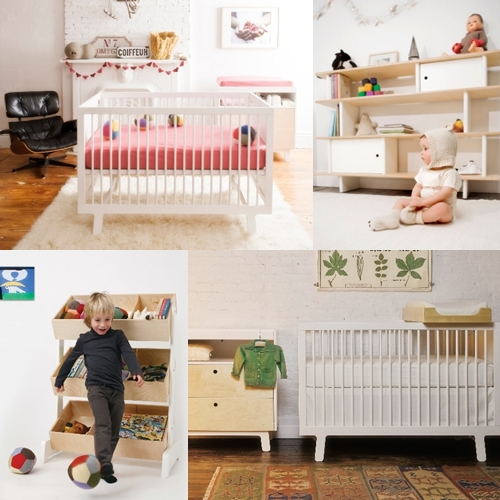 Oeuf, cunas y muebles infantiles de diseño