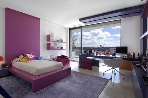 Habitaciones infantiles y juveniles de estudio a cero - Jugendzimmer modern ...