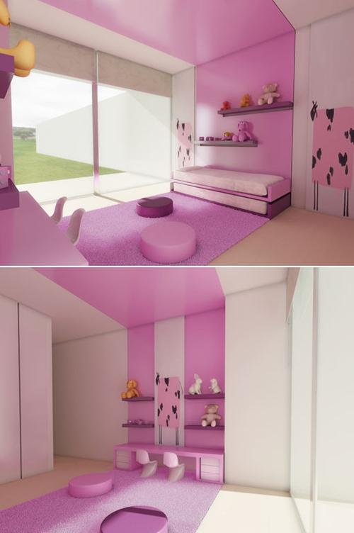 Habitaciones Infantiles Y Juveniles De Estudio A Cero