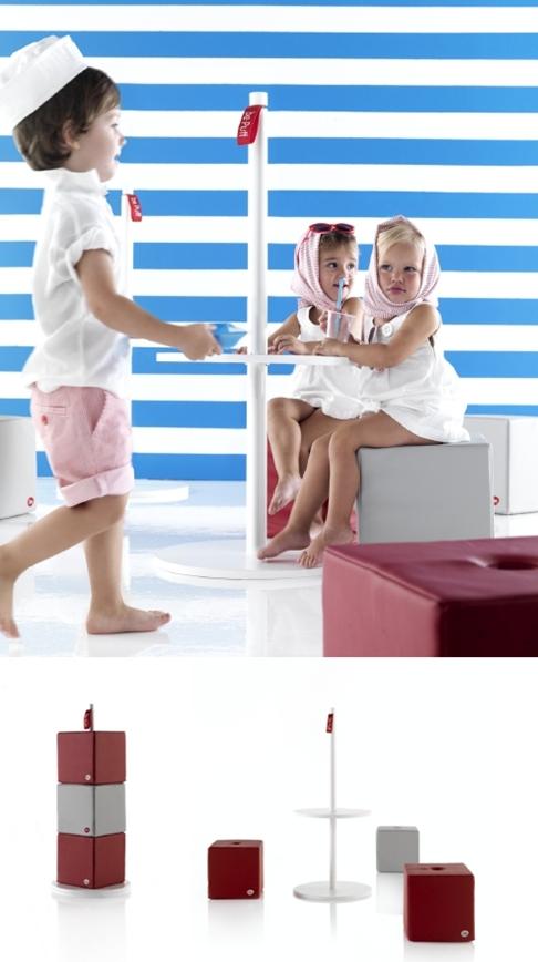 """Nuevos muebles para niños """"Be happy"""""""