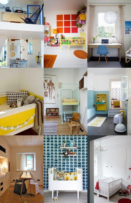 Habitaciones infantiles escandinavas decopeques - Habitaciones infantiles decoracion ...