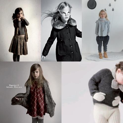 Smallable, selección chic de moda infantil