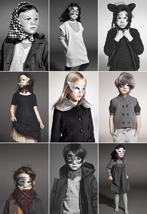 Moda infantil – Nueva colección de Talc