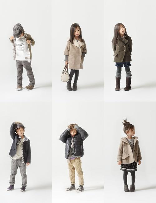 7c4c8eda9b2d Zara Kids, moda infantil para otoño