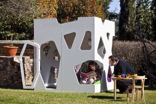 Casitas infantiles de diseño