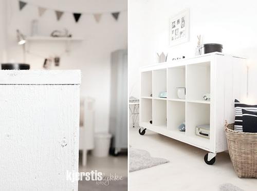 Dormitorio para beb estilo n rdico decopeques for Dormitorio estilo nordico infantil