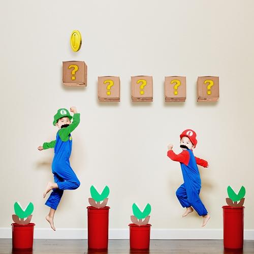 Clic clac foto… Hoy juego con mis hijos