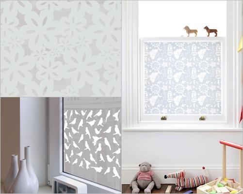 Vinilos transl cidos para habitaciones infantiles decopeques - Vinilos cristales ventanas ...