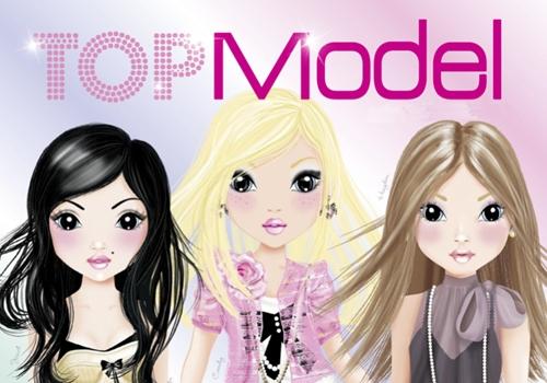 Regalos ideales para niñas: Libretas Top Model