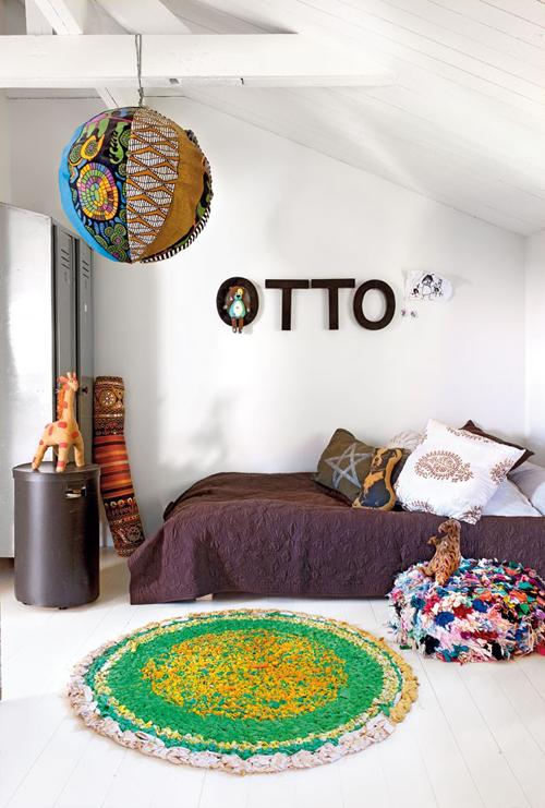 Ambientes que inspiran: Habitación de Otto