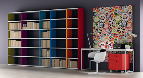 Muebles infantiles y juveniles a tope de color decopeques - Cuadros habitacion juvenil ...