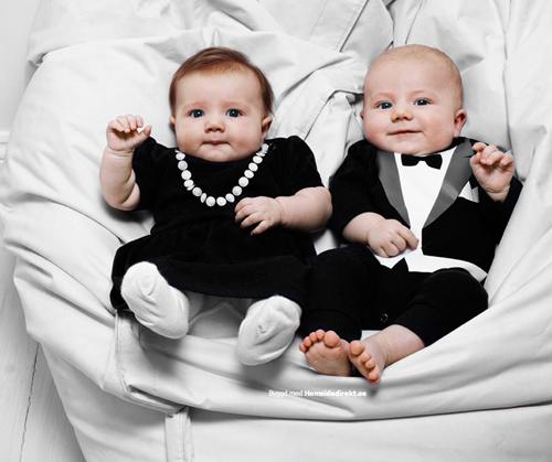 Los bebés más elegantes del 2011