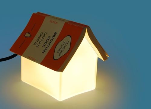 Una lámpara infantil muy sabia