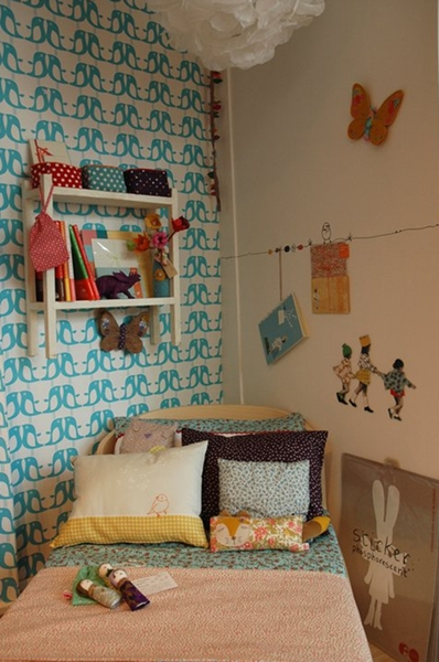 habitaci n infantil de bepop et lula decopeques. Black Bedroom Furniture Sets. Home Design Ideas