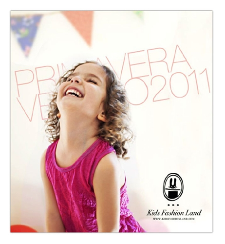 Nuevo catálogo de moda infantil de Kids Fashion Land